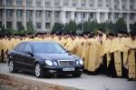 patriarh daniel ciubotea limuzina bor patriarhie