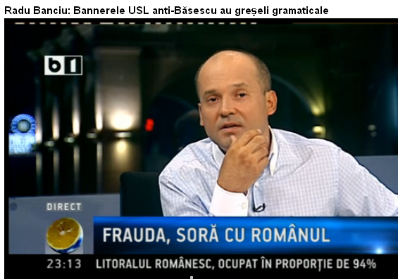 Radu Banciu il imita pe mircea lucescu - YouTube  |Radu Banciu