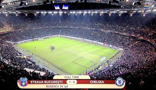 steaua chelsea 1-0, euro league