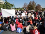 protest maidanezi CCR
