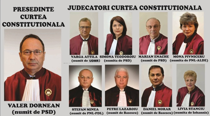Image result for curtea constitutionala imagini